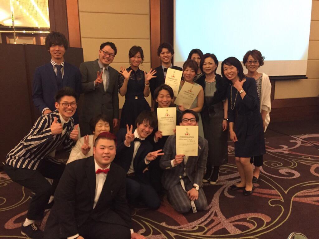 全国で86店舗のSAMSONグループネットワーク☆ グループでのショーやコンテストも盛りだくさん!!