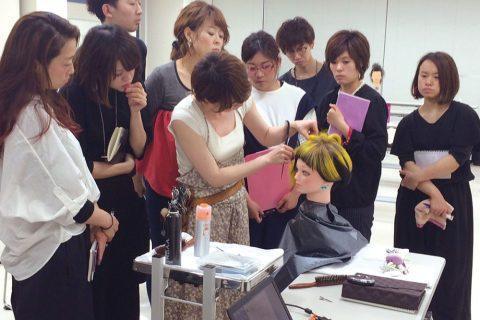 流行の先端、渋谷で研修が受けられる!